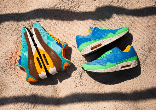 """Nike Air Max EM """"Beaches of Rio"""" Pack – Release Reminder"""