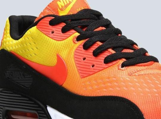 """Nike Air Max 90 Engineered Mesh """"Sunset"""""""