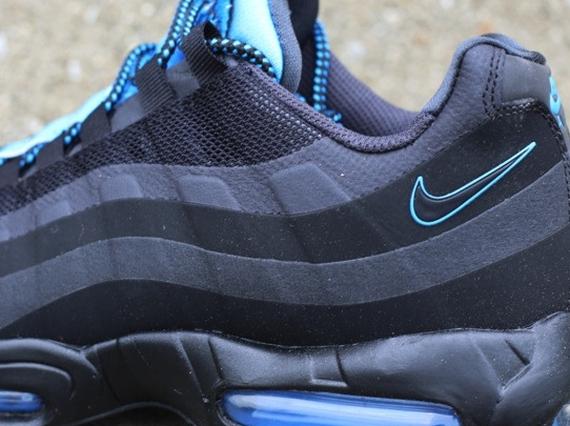 Nike Air Max 95 Black And Blue
