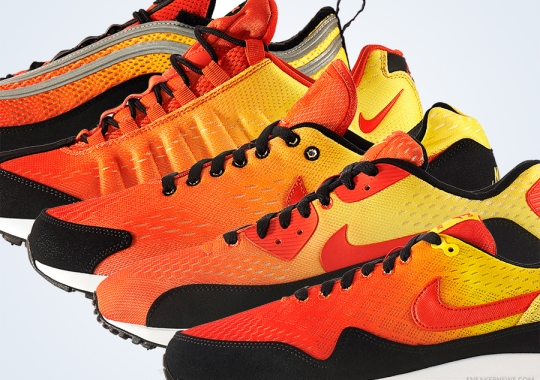 """Nike Air Max EM """"Sunset Pack"""" – Officially Unveiled"""