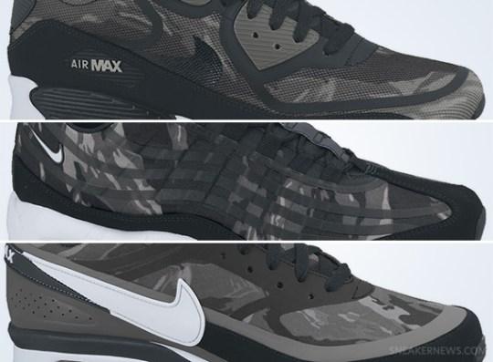 """Nike Air Max Premium Tape """"Camo Pack"""""""