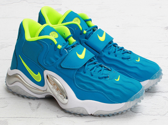 """1915a1e9eeb6 Nike Zoom Turf Jet  97 """"Neo Turquoise"""" – Arriving at Retailers"""