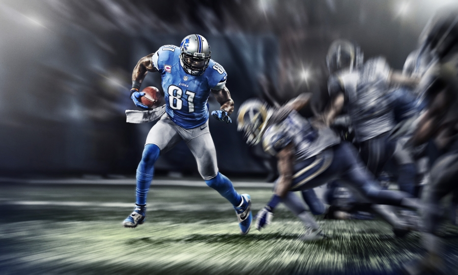 Nike Calvin Johnson CJ81 Elite TD - Officially Unveiled ...