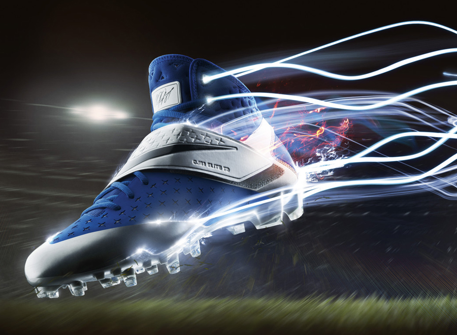 076b4ee25 Nike Calvin Johnson CJ81 Elite TD - Officially Unveiled - SneakerNews.com