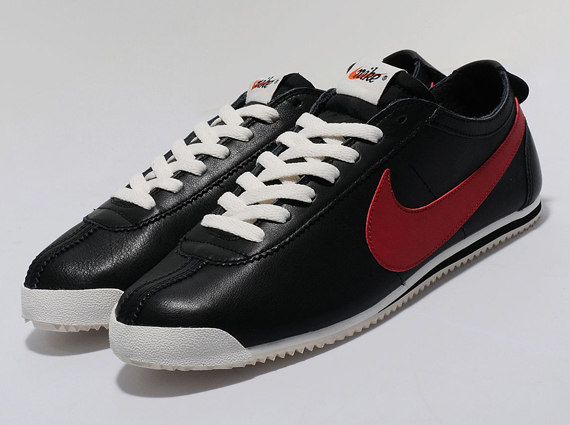 black and red cortez