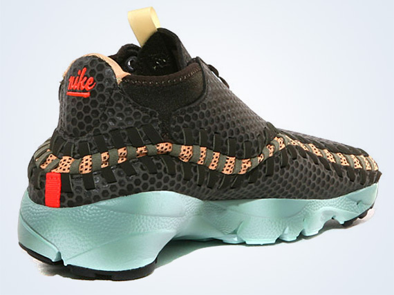 nike footscape woven nike flyknit chukka for sale