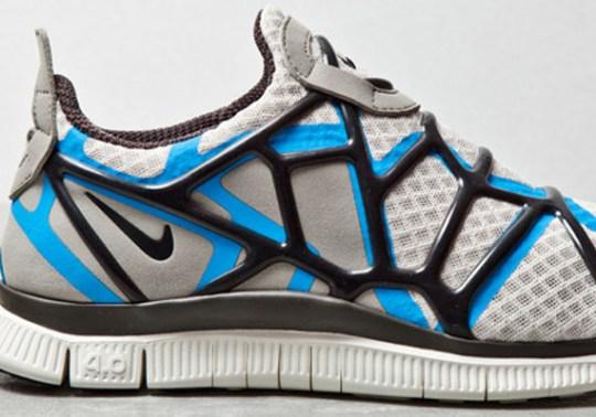 Nike Free Alt Closure – Grey – Blue – Black
