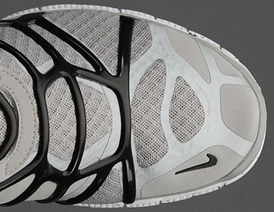 Nike Free Alt Closure Run – Medium Grey – Metallic Silver – Black