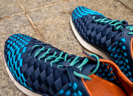 the latest b5218 7ae1b Nike Free Inneva Woven Squadron Blue Squadron Blue-Neo Turquoise-Sail 579916 -443  180. Advertisement. show comments