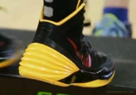 Nike Hyperdunk 2013 – Black – Yellow – Red