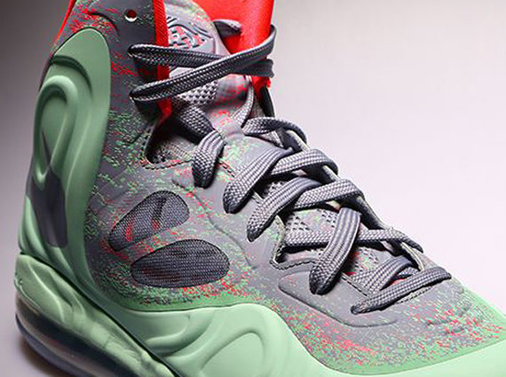 Nike Hyperposite - Mint - Grey - Red - SneakerNews.com ad818acdf