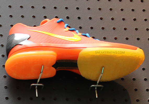 bdb66c7a285 Nike KD V Elite – Team Orange – Tour Yellow – Total Orange – Photo Blue