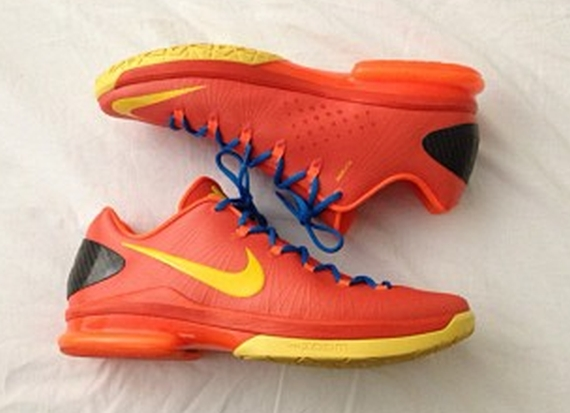 Nike Zoom KD 5 Elite OKC Away