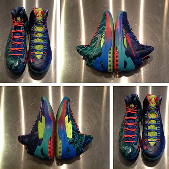 nike quotwhat the kd vquot release reminder sneakernewscom