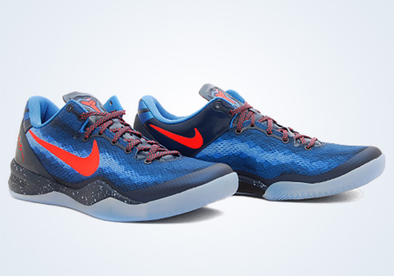 "Nike Kobe 8 ""Blitz Blue"" - SneakerNews.com"
