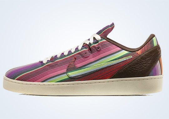 """Nike Kobe 8 NSW Lifestyle """"Mexican Blanket"""" – Release Reminder"""