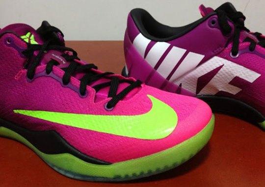 8b767504012 Nike Kobe 8 Mambacurial - SneakerNews.com