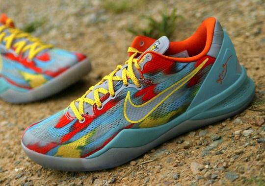 "Nike Kobe 8 ""Venice Beach"" – Arriving at Retailers"