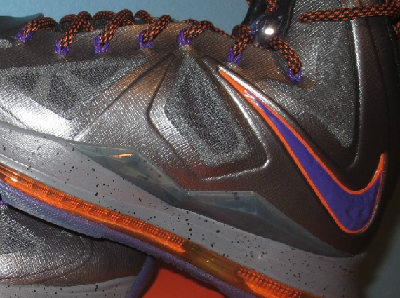 Nike LeBron X – Diana Taurasi PE | Available on eBay