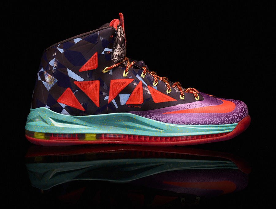 Lebron 10 What The Mvp Low