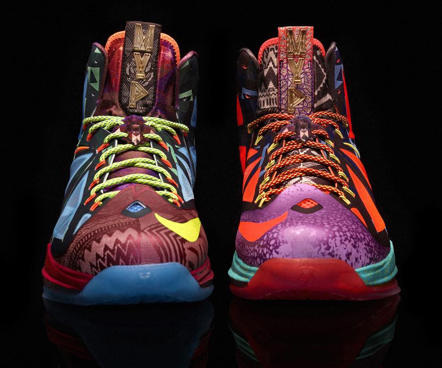 """""""MVP"""" Nike LeBron XLebron 10 Mvp"""