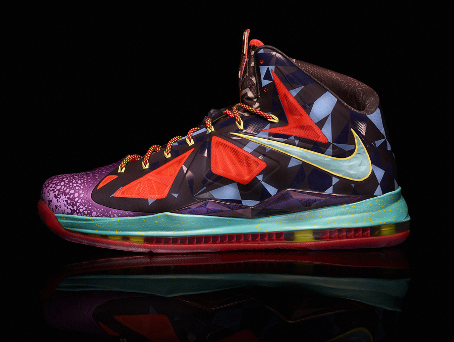 Nike Lebron James Mvp Shoes