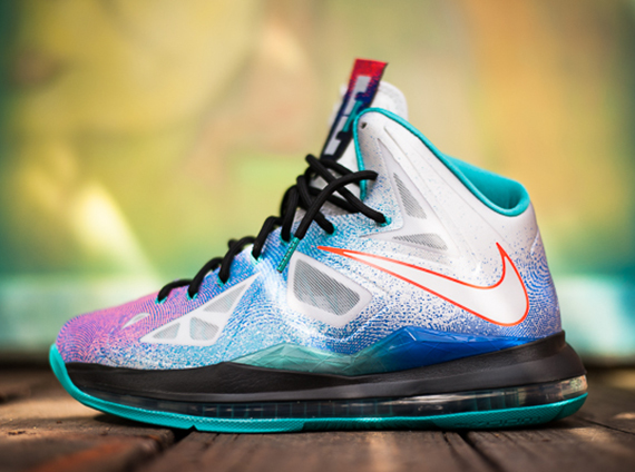 """Nike Basketball officially dubbed this exciting colorway as """"Re-entry"""" 908751c03e45"""