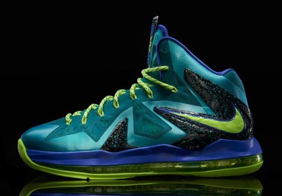 "super popular c52c5 ea5e5 Nike LeBron X Elite ""Sport Turquoise"" – Release Reminder"