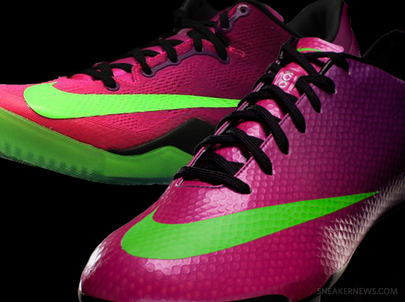 new products 5b54f bd666 delicate Nike Mercurial Vapor IX Inspiration for the Kobe 8 Mambacurial