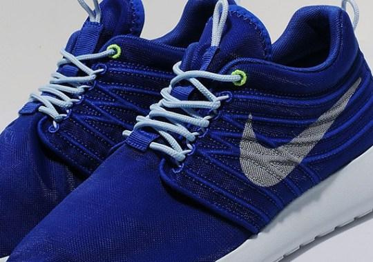 "426e3f046ac2 Nike Roshe Run Dynamic Flywire ""Hyper Blue"" – Available"