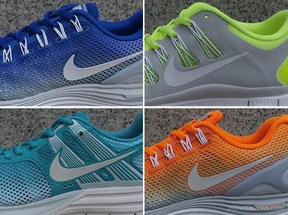 """Nike Running """"Breathe"""" Pack"""