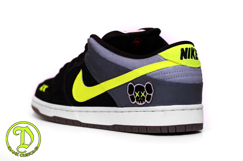 ... KAWS  collaboration with Nike in the past as well! We ve got a full  gallery of this amazing custom below 732e32002d