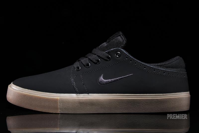 Rugido Letrista orificio de soplado  Nike SB Team Edition 2 - Black - Gum - SneakerNews.com