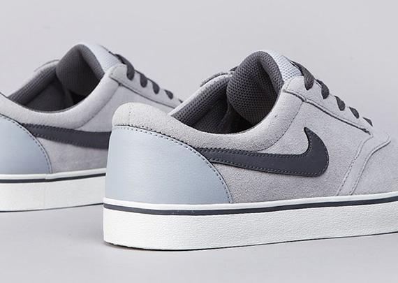 Nike SB V-Rod - Wolf Grey - Dark Grey
