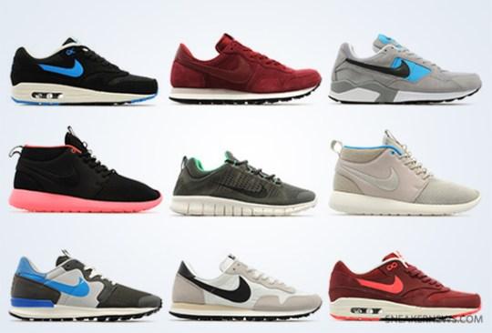 Nike Sportswear July 2013 Preview