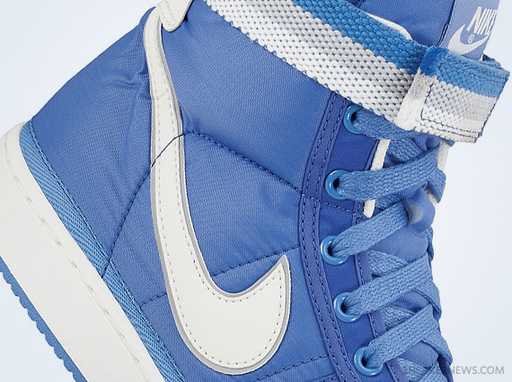 2d10bc6780a3 Nike Vandal High Supreme VNTG Blue Distance White Wolf Grey delicate ...