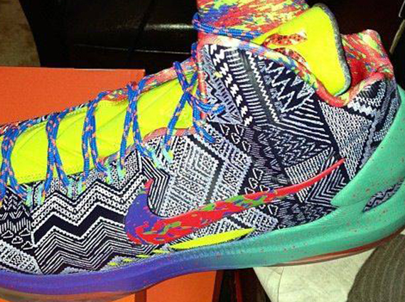 nike quotwhat the kd vquot sneakernewscom
