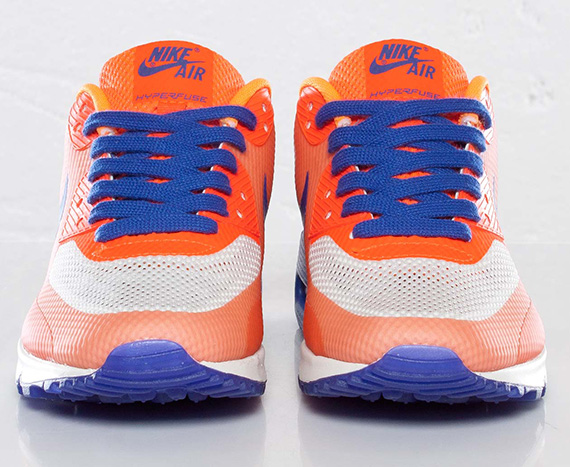 nike air max hyperfuse crimson