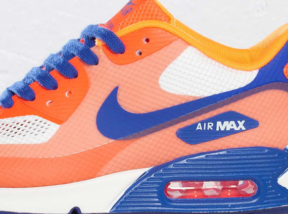6fdcb02d482f Ladies colorways are taking the lead for the Nike Air Max 90 Hyperfuse as  we head into summer 2013. This new drop is a fine example of a colorway  guys would ...