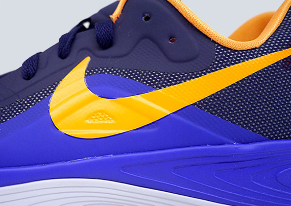 brand new 7f383 0a879 Nike Zoom Hyperfuse 2012 Low - Blackened Blue - Bright Citrus -  SneakerNews.com
