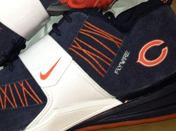Nike Zoom Revis Chicago Bears
