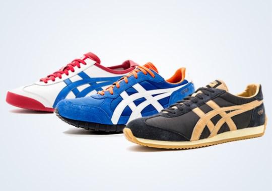 """Onitsuka Tiger """"Marathon Pack"""""""