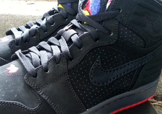 "Air Jordan 1 Retro '93 ""Playoffs"" – Arriving at Retailers"