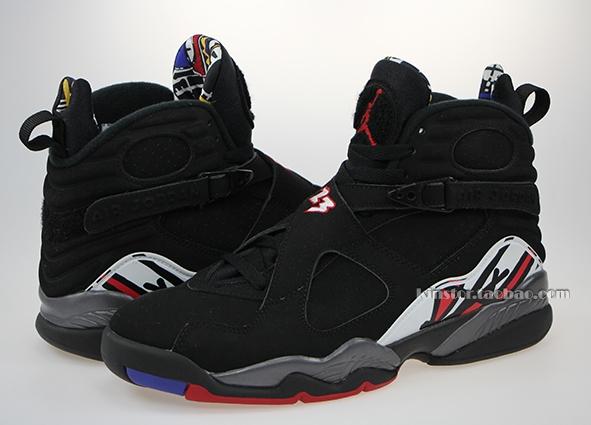 best loved dabdc 29f78 Air Jordan VIII Black True Red-White 305381-093 06 15 13