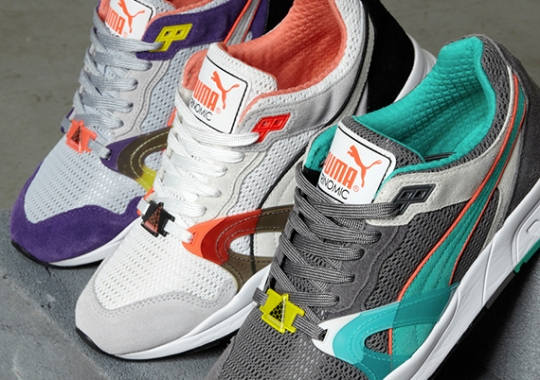 Puma Fall/Winter 2013 Footwear Preview