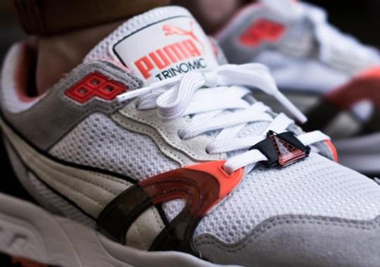 Puma Trinomic XT1 Plus – White – Orange