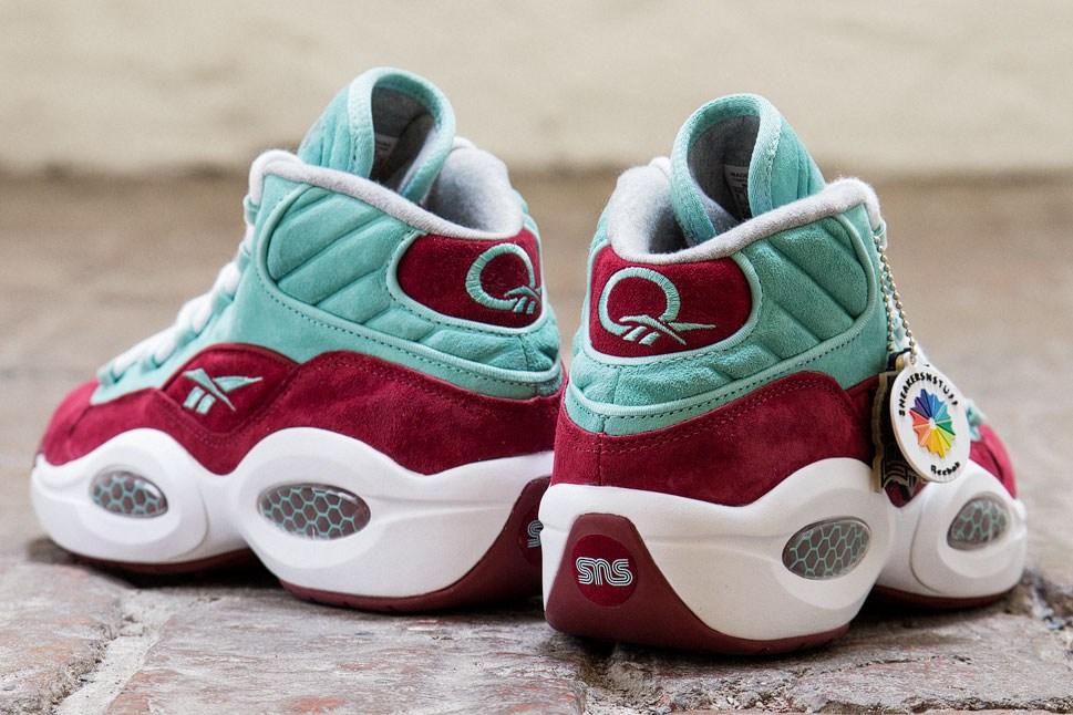 SneakersNStuff x Reebok Question - Red
