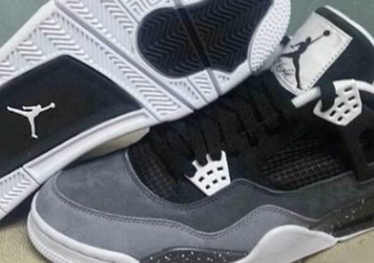 """Stealth Oreo"" Air Jordan IV"