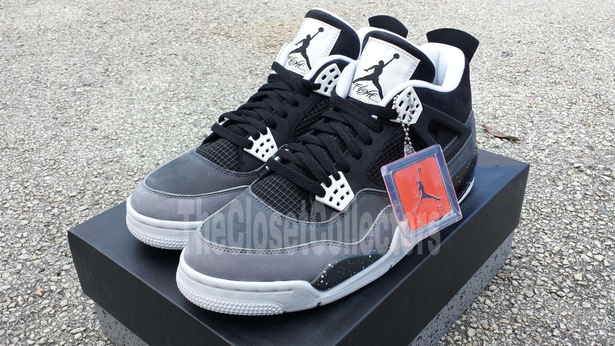 Oreo 4 Jordans 6 And A Half