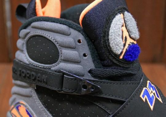 """""""Suns"""" Air Jordan VIII Retro"""